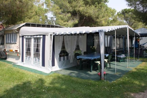 Esempio di Verandino veranda