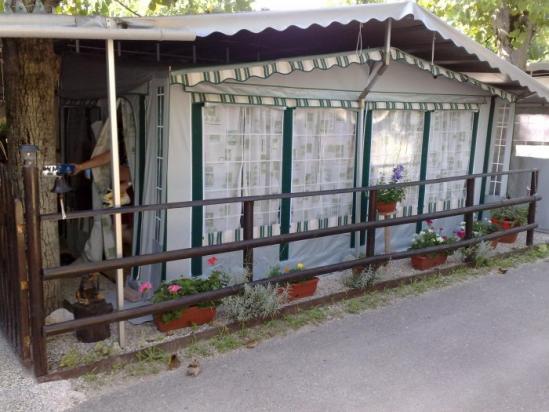 veranda dafne verde bosco