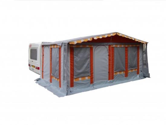 Caravan Trigano e veranda