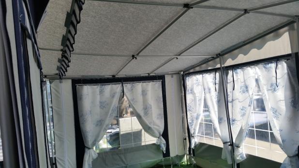 Paleria rinforzata per verandini