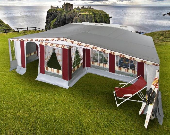 Mikitex - verande e tende per caravan e autocaravan, verande campeggio